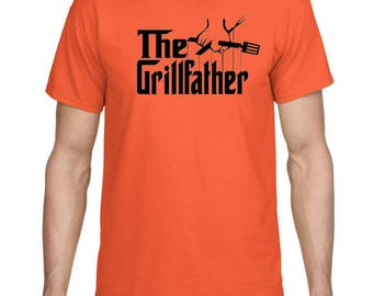 Grill Father T-shirt