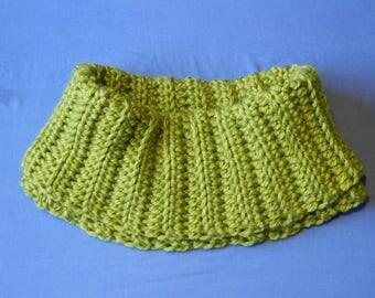 Chunky Crochet Scarf/Cowl