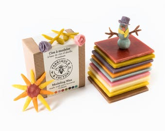 Beeswax Modeling Clay