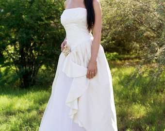 "Wedding Gown - ""Lasting Love"""