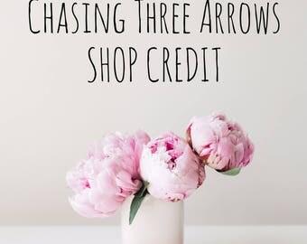 Shop Credit