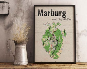 Marburg-My favorite city