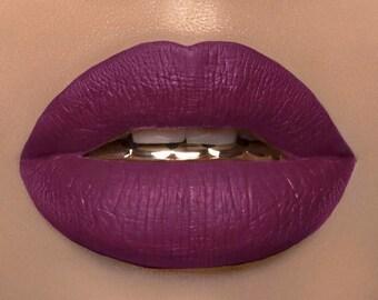 Moroccan Rose Fuchsia Liquid Lipstick