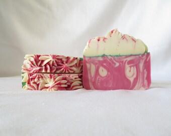 Fresh Strawberry Handmade Soap