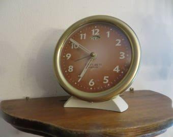 Baby Ben Clock Westclock Vintage Alarm