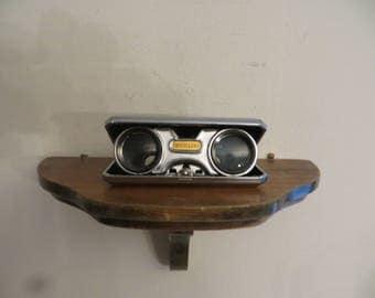 Vintage Travellers Pocket Binoculars, Made in Japan Binoculars w/ free ship