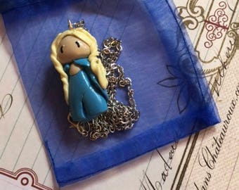 Daenerys from game of thrones necklace