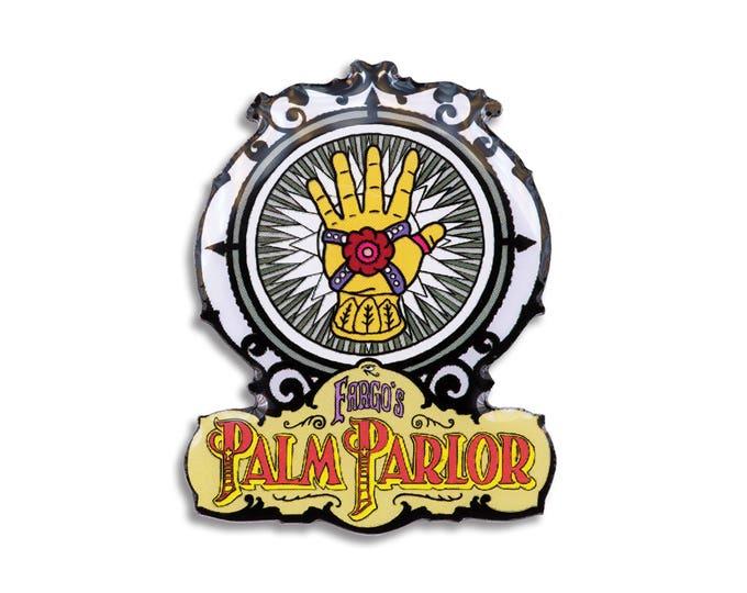 Main Street Parlor Pin