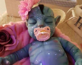 Avatar Baby Doll Etsy