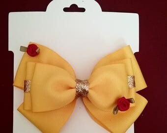 Inspired by princess bow