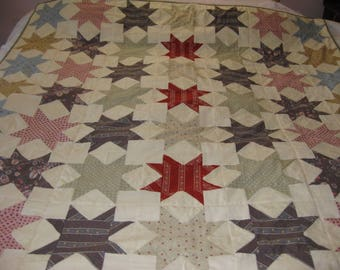 Stars Reproduction Quilt