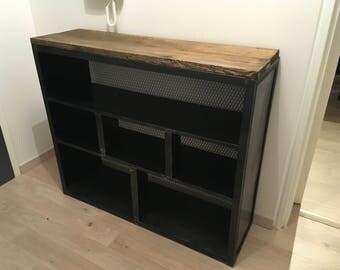 Industrial, storage cabinet