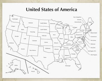 Times Table Chart Printable PDF Math Problems Table - Usa map states and capitals pdf