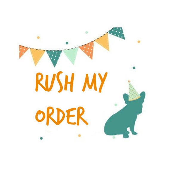 Rush My Order Upgrade - Domestic Only