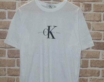 Vintage 90s Calvin Klein Jeans CK Logo shirt