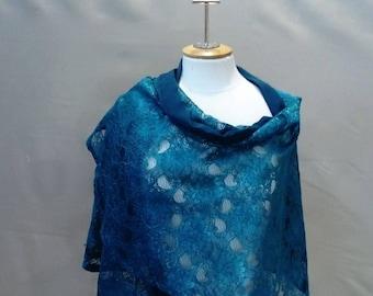 Stole, lace shawl, lace stole, accessoiry,