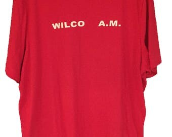 Wilco A.M. Band T-Shirt