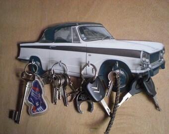 Wall key MK1 TRIUMPH HERALD / herald triumph mk1 key hook