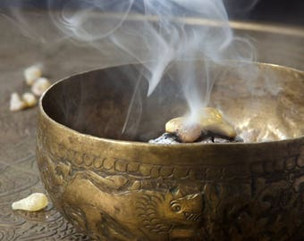 Frankincense Resin for Incense 1 or 2 ounces in chunks or powdered