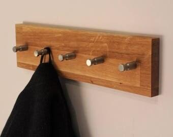 Wood Puppet Wardrobe Oak