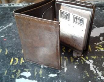 Vintage ROLFS TRIFOLD WALLET