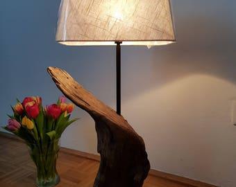 treibholz lampe mit seil wohnkultur treibholzlampe gesamte. Black Bedroom Furniture Sets. Home Design Ideas