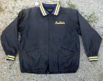 Sale ! Vintage Bullets Naughty Baseball Jackets