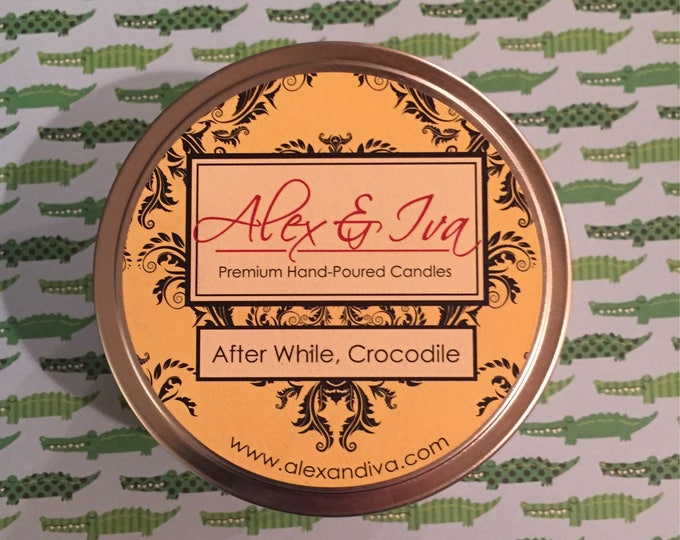 After While, Crocodile - 8 oz. tin