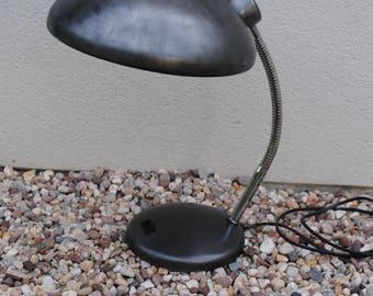 Mushroom vintage desk lamp
