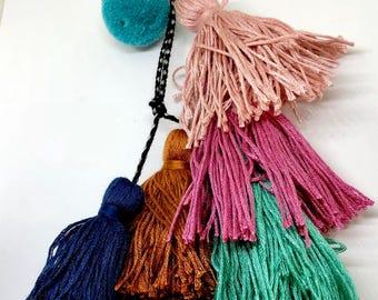 Keychain / bag charm / tassel