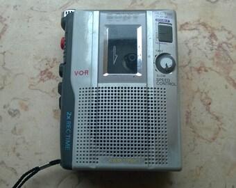 Vintage SONY cassette- corder Vintage