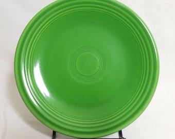 "Vintage Fiesta Medium Green 6"" Plate"