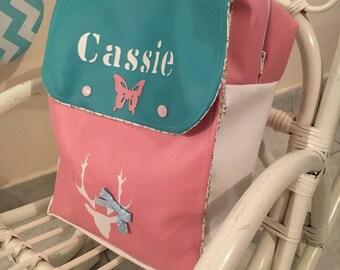 Great backpack kids personalized custom nanny or preschool