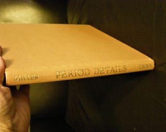 Period Details Architectural Book 80s