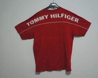 Vintage Tommy Hilfiger T-shirt size. L