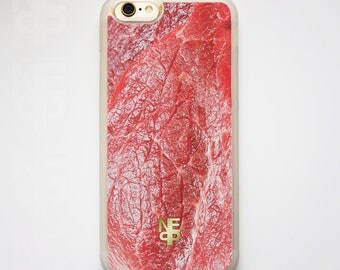 Meat iPhone 7 Case, iPhone 6 Case, Funny iPhone 6 Plus Case, Protective iPhone 7 Plus Case, Bumper iPhone 6 Case, iPhone SE Case