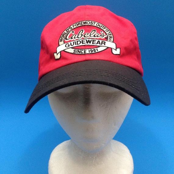 Cabelas Hats Caps: Vintage Cabelas Guidewear Gore-tex Adjustable Hat