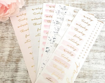 New Date Covers | Foil Date Covers