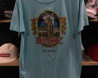 1986' Bear Whiz shirt