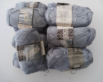 YARN LOT 1002-Georges Picaud-acrylic + silk