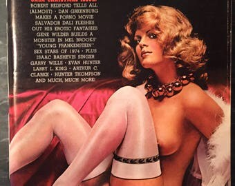 Playboy Magazine - December 1974