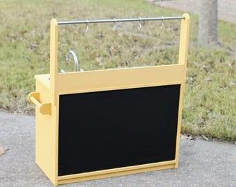 Kitchen Chalkboard, Play Kitchen Accessories