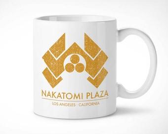Die Hard > Nakatomi Plaza-Exclusive mug/exclusive mug-glass jungle John McClane Bruce Willis movie movie 80s McTiernan