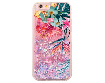 Tropical | iPhone 7 case | iPhone 8 case | iPhone 6s case | iPhone 8 Plus case | iPhone 6 case| iPhone 7 Plus case| Orchid | Aloha Hawaiian
