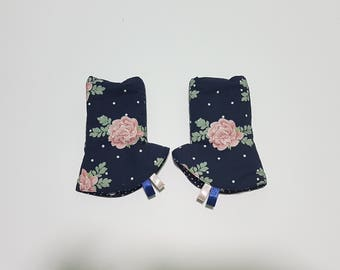 Inspired Blossom drool pads Tula free to grow / standard carrier