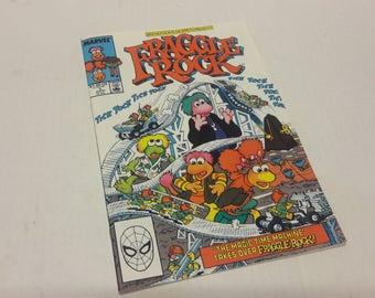 fragile rock Jim Henson Muppets comic book 1986