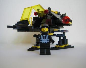Alienator LEGO 6876. Theme: Space. Year 1988