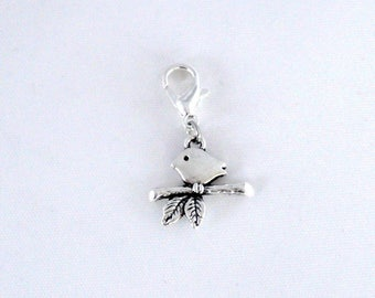 LEXFIMO charm - Bird on a branch