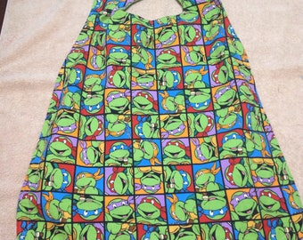 Toddler Apron Bib