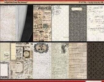 7gypsies Harmony: 6x6 Paper Pad